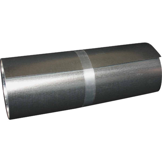 Klauer 24 In. x 25 Ft. Mill Galvanized Roll Valley Flashing