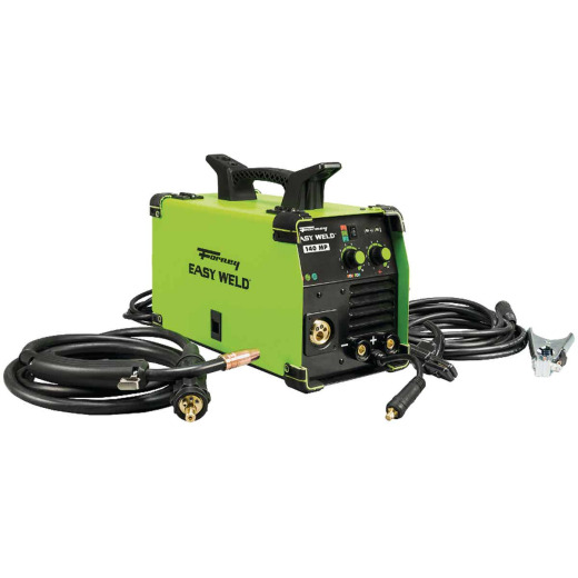 Forney Easy Weld 140 MP 120-Volt 140-Amp Multi-Process Welder (MIG/TIG/Arc)