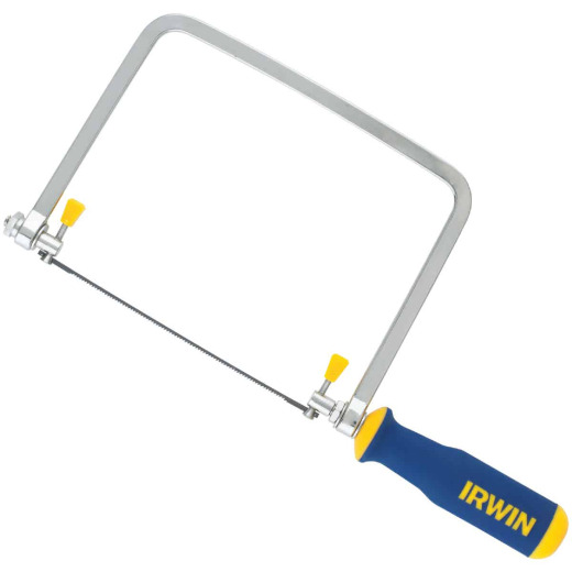 Irwin ProTouch 6-1/2 In. Coping Saw