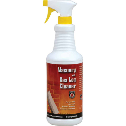Meeco's Red Devil 32 Oz. Trigger Spray Gas Log & Masonry Cleaner