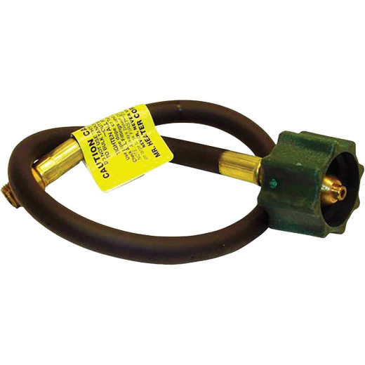 Mr. HEATER Acme Nut x 1/4 In. MPT 20 In. LP Hose Assembly