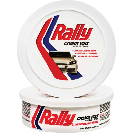 Rally Paste 10 Oz. Car Wax