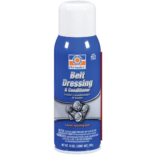 PERMATEX 12 Oz. Belt Dressing