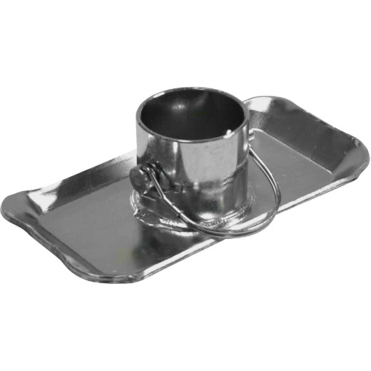 Bulldog Removable Trailer Jack Foot Plate