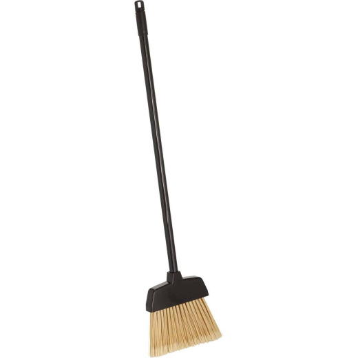 Impact 8 In. W. x 38 In. L. Metal Handle Angle Lobby Household Broom