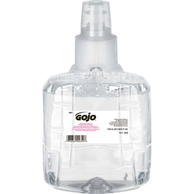 GOJO LTX-12 Clear & Mild 1200mL Foam Handwash Refill (2-Pack)