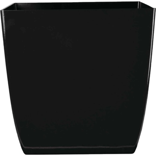 Myers Aria 8 In. Black Onyx Square Planter