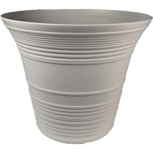 Myers Sedona 9 In. Dia. Polypropylene Cottage Stone Planter