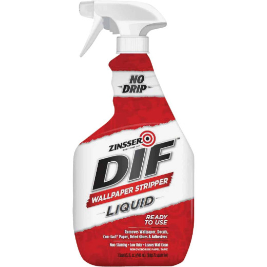 Zinsser DIF 32 Oz. Liquid Wallpaper Stripper
