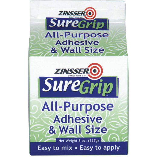 SureGrip 8 Oz. All-Purpose Adhesive And Wall Size